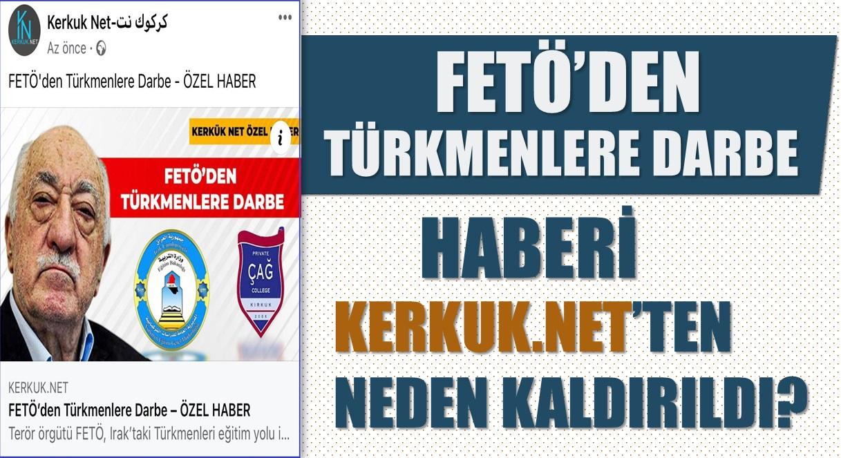 Eşref Kerküklü Analizi | Kerkuk.net'te yer alan ve sonra kaldırılan o haberin arkasındaki gerçek nedir?