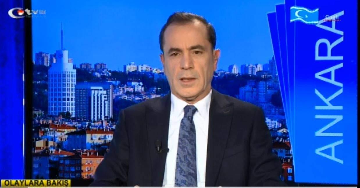 Dr. Hicran Kazancı: 'Türkmen Milli Bayrağını geri istiyoruz'
