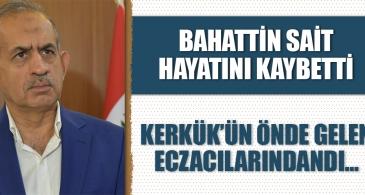 ITC Başkanı Hasan Turan'ın babası vefat etti