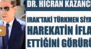 VİDEO | Irak Başbakanı Kazımi, Ankara ziyareti öncesi Türkmen Bakan ataması ne anlama geliyor?