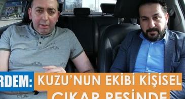 DENK Partili Mahmut Erdem, Eşref Kerküklü'ye konuştu: 'DENK'de kavga çok derin'
